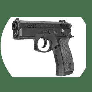 ASG CZ 75D Compact 4.5mm BB CO2 Pistol £39.99