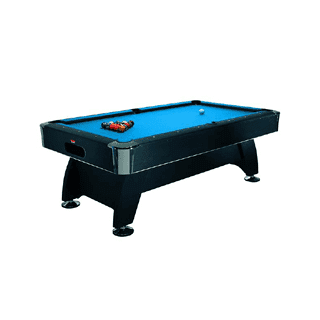 BCE Black Cat 7' Pool Table
