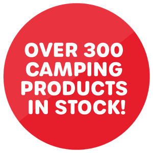Camping roundel