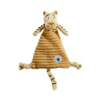Classic Winnie The Pooh Comfort Blanket (Assorted Characters) image