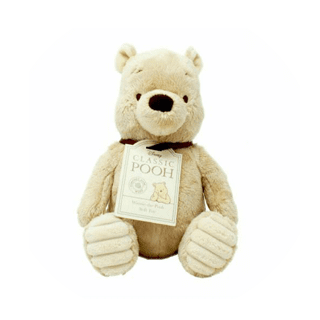 Classic Winnie The Pooh Soft Toys (Assorted Characters)image