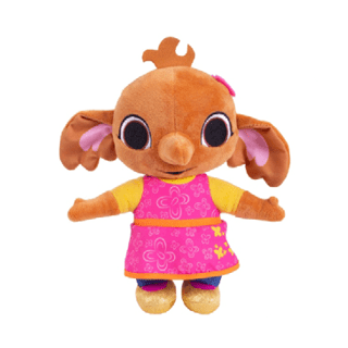 Huggable Talking Bing or Sula Soft Toy image