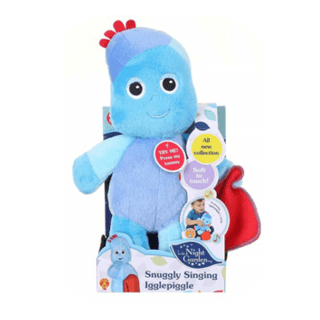 In The Night Garden Snuggly Singing Toy (Assorted Characters Available) image