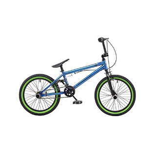 Rooster Core 16 Inch BMX Blue
