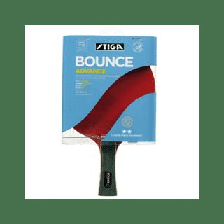 Stiga 2-Star Bounce Advance Table Tennis Bat