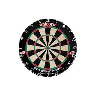 Unicorn Eclipse Pro2 Bristle  PDC Dartboard