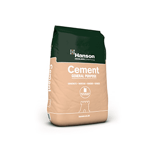 25kg Cement £5.39 Roll over