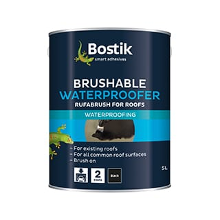 Brushable W.Proofer For Roofs 5L £16.29
