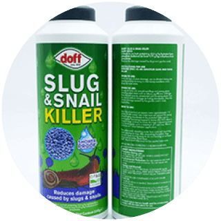 Doff Slug & Snail Killer 650g Icon