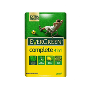 Evergreen Complete Feed, Weed & Mosskiller 360m2 Icon