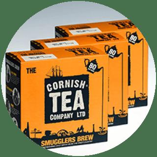 Smugglers Brew Tea Bags x80