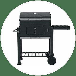 Toronto Charcoal BBQ Icon