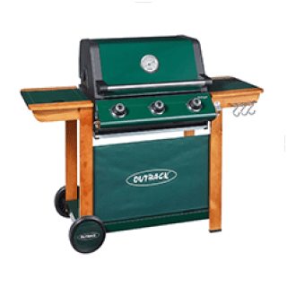 Outback Ranger 3 Burner Gas BBQ Icon