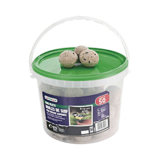Gardman 50 Pack fat Balls Icon