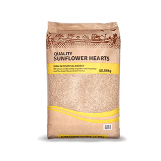 Sunflower Hearts 12.55kg Icon