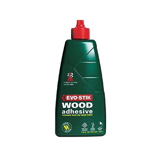 Evo-Stik Resin Wood Adhesive 125ml - 500ml £2.79-£5.59