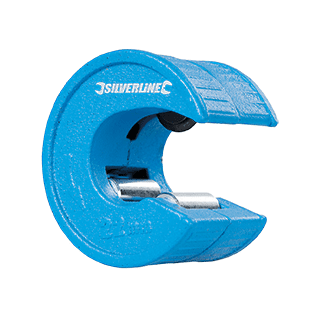 Silverline Quick Pipe Cutter 15mm 25mm £4.49-£6.29