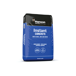 20kg Instant Concrete Maxipack £7.19 roll over