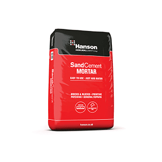 20kg Sand Cement Maxipack £5.79 Roll over
