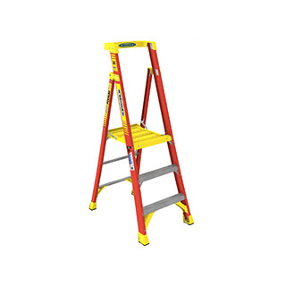 3ft Fibreglass Podium Stepladder £142.49
