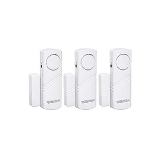 Magnetic Door Or Window Contact Alarm (Triple) £4.79 roll over