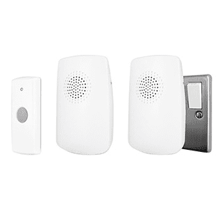 Portable & Plug-In Door Chime £15.49 roll over