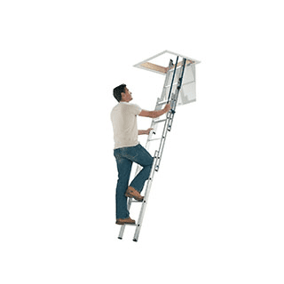 Loftladder Easystow 3 Section £104.99