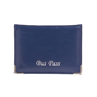 1510 PU Bus Pass Holder