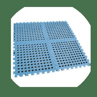 Blue DiamondVersatile Flooring 4pk £20.99