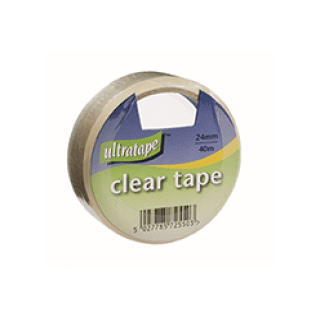 Clear Tape from £0.39