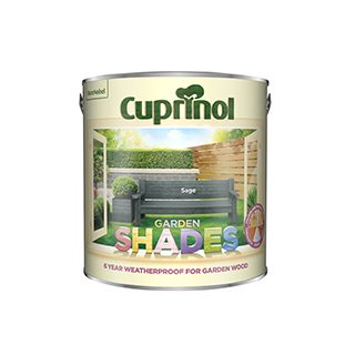 Cuprinol GardenShades 2.5 Ltr £19.79 Roll over