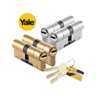 Cylinder Locks - Euro, Rim, From £7.29 roll over