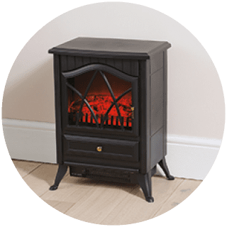 Electric Stove Heater £53.09