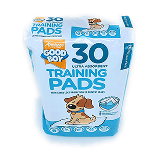 Good Boy Puppy Pads 30pk £3.75 Icon