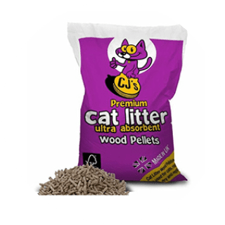 CJ Cat Litter £7.75 Icon