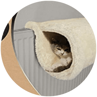 Rosewood Luxury Cat Tunnel £14.59 Icon