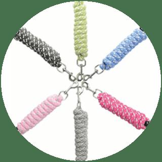 Hy Fleck Lead Rope