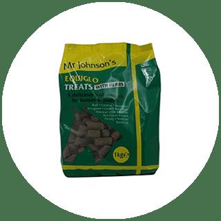 Equiglo Horse Treats 1kg