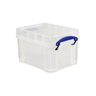 RUB 3L Clear Storage With Lid