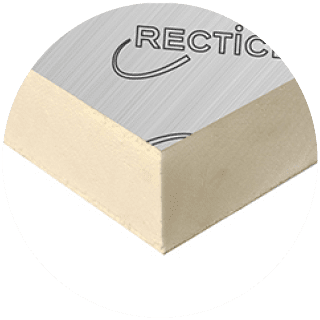 Recticel Insulation Board 1200 x 2400mm - 25mm, 50mm, 75mm, 100mm, 120mm roll over
