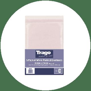 Trago Bubble Envelopes from £0.69