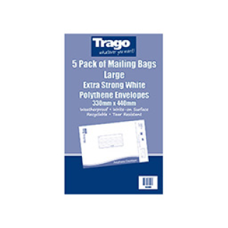 Trago Mailing bag Packs from £0.99