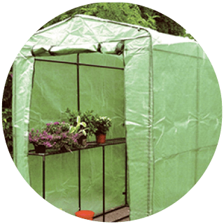 Large Walk in Garden Greenhouse £49.99 Icon