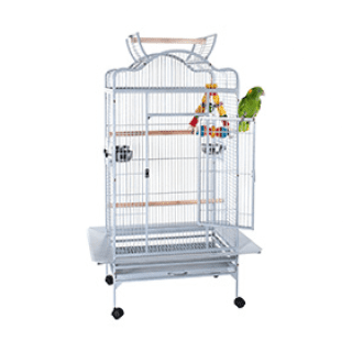 Voyager Stone Parrot Cage