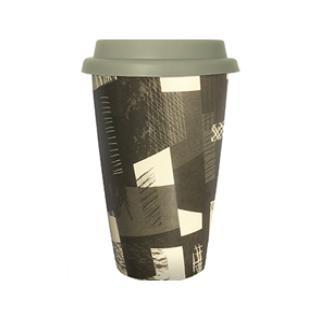 Bamboo Travel Mug personalised £3.99 Icon