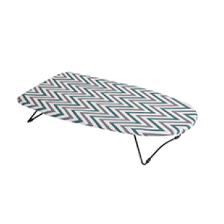 Chevron tabletop Ironing Board £6.99 Icon