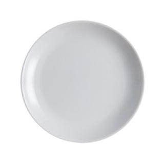 Diwali opal grey dinner plate 27cm £1.09 Icon