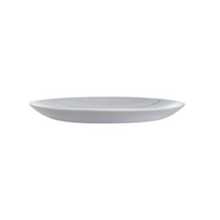 Diwali opal grey side plate 19cm £0.79 Icon