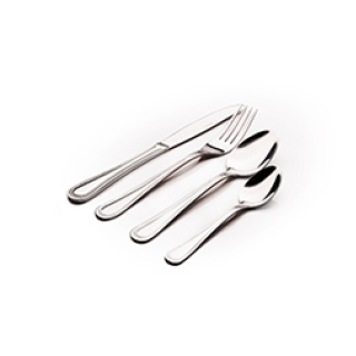Sabichi 16 piece classic bead cutlery set £11.50 Icon