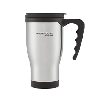 Thermos Stainless Steel Mug with handle £19.99 Icon